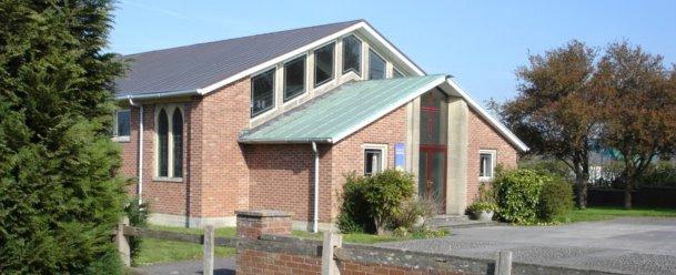 North Bradley Baptist Church www.nbbc.btik.com, Траубридж