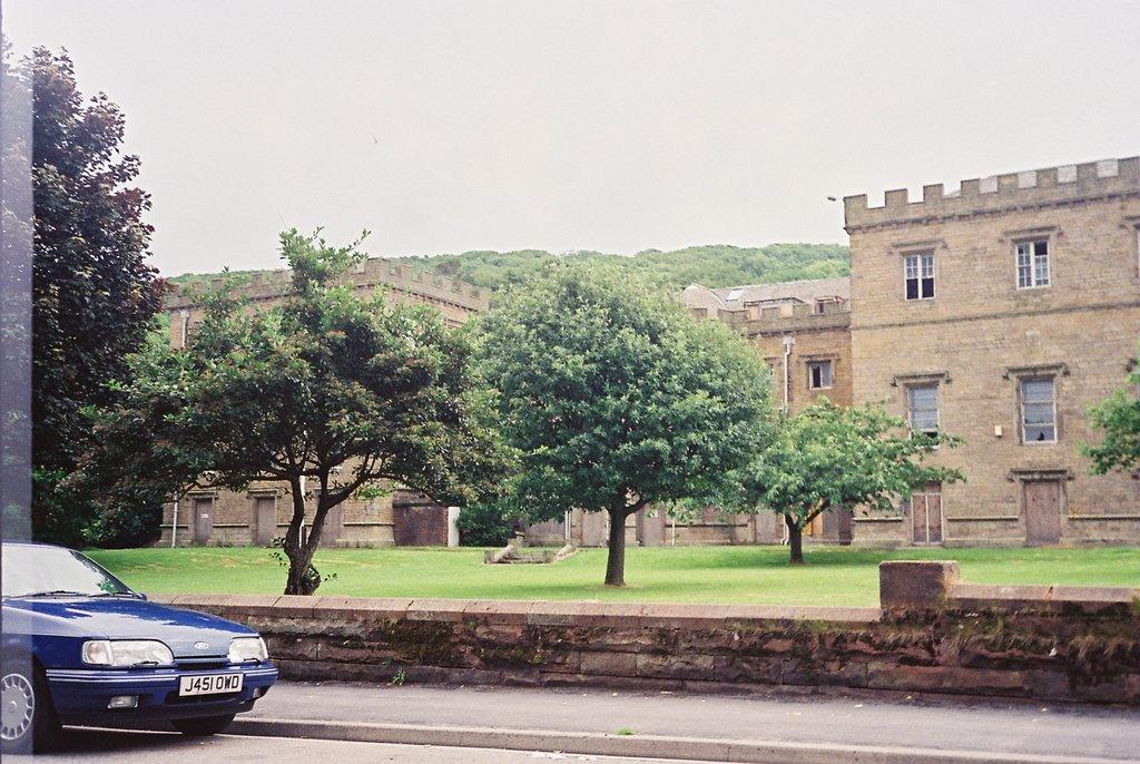 Whitehaven Castle Hospital, Уайтхейен