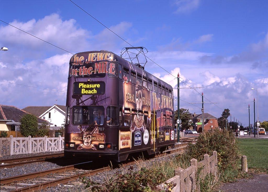 Fleetwood Broadwater, Флитвуд