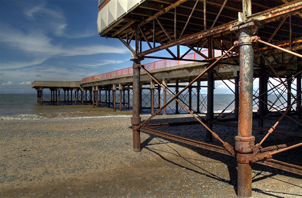 Fleetwood Pier, Флитвуд