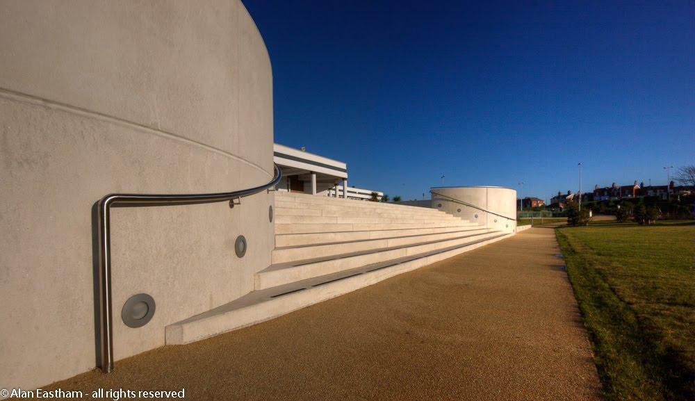 Marine Hall Gardens, Флитвуд