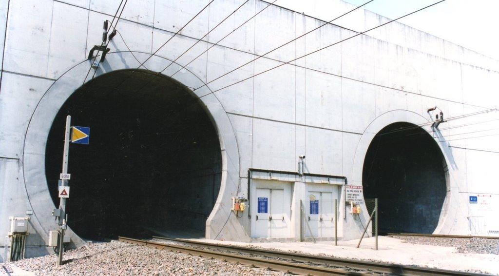 THE TUNNEL AT FOLKESTONE, Фолькстон