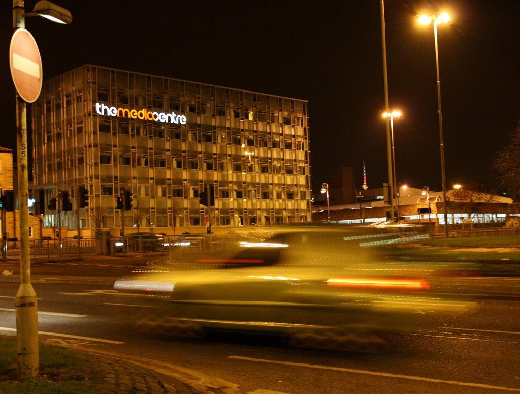 Media Centre, Huddersfield., Хаддерсфилд