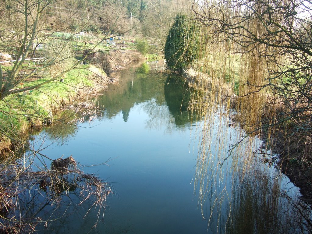 River Lee, Hertford, Хертфорд