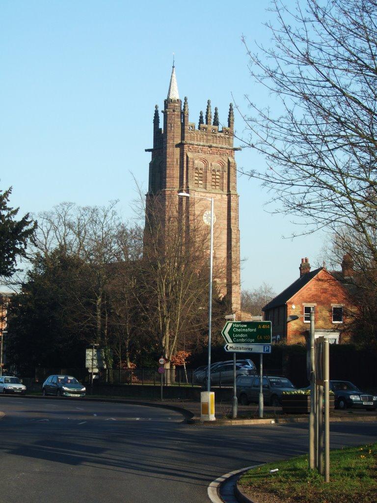 Church, Hertford, Хертфорд