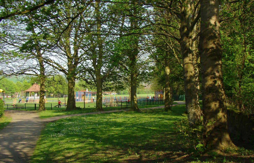 Ecclesfield Park playground, Sheffield S35, Чапелтаун