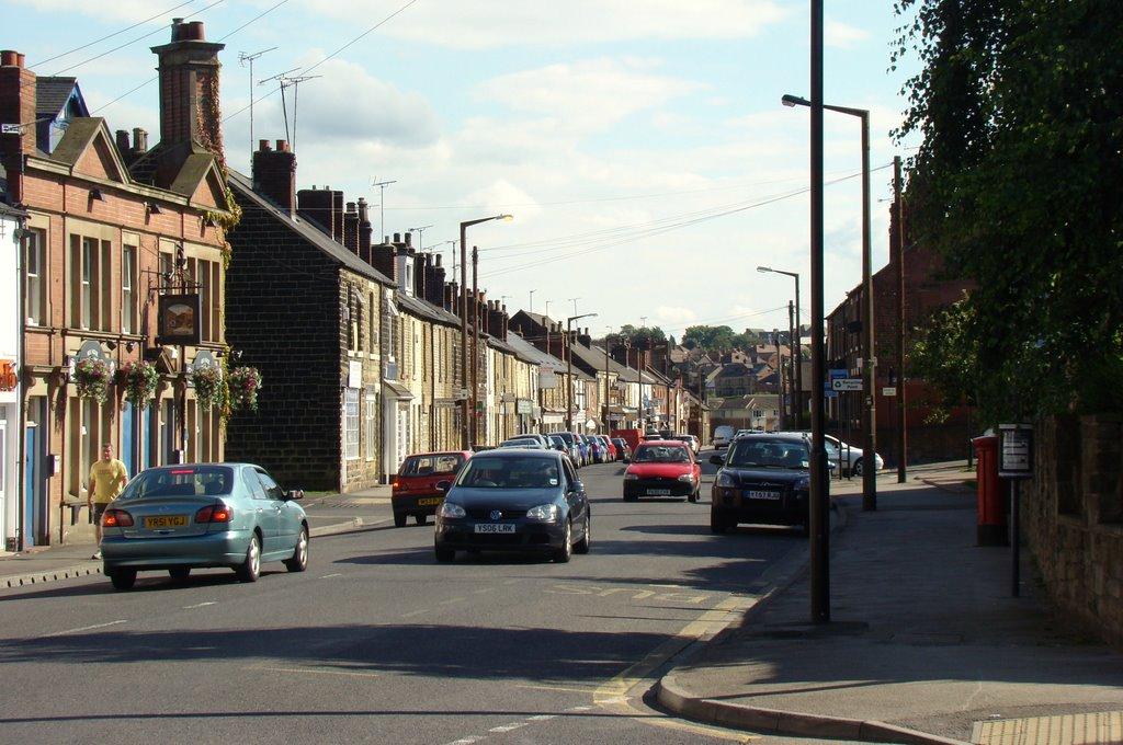 Station Road, Chapeltown, Sheffield S35, Чапелтаун