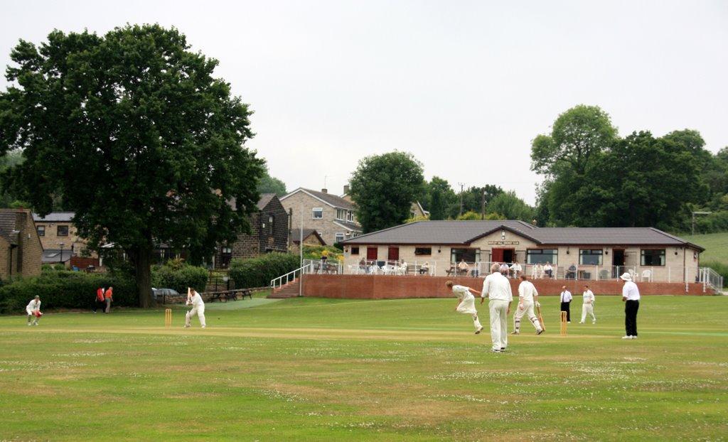 Whitley Hall Cricket Club, Чапелтаун