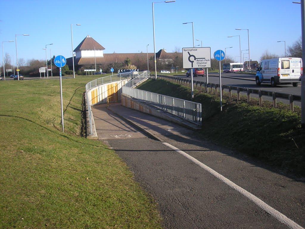 Underpassage, Chelmsford, Челмсфорд