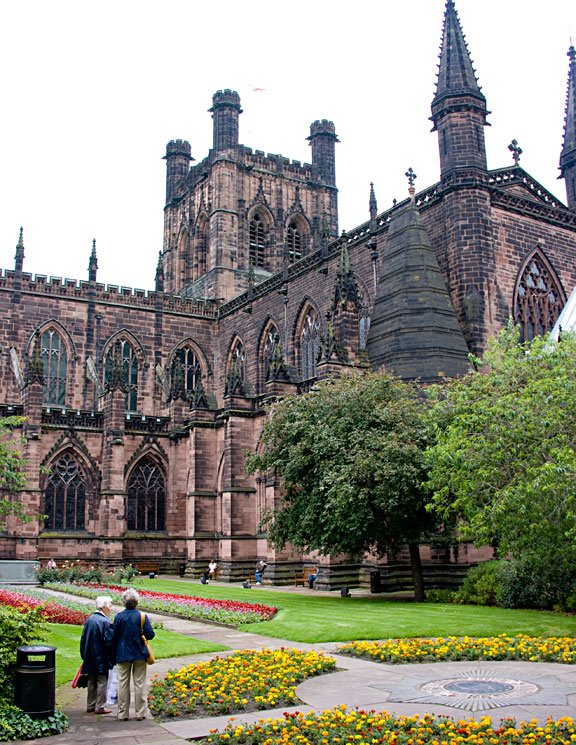 Chester Cathedral, Честер