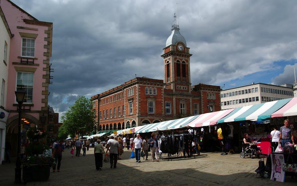 Chesterfield Market Place, Честерфилд