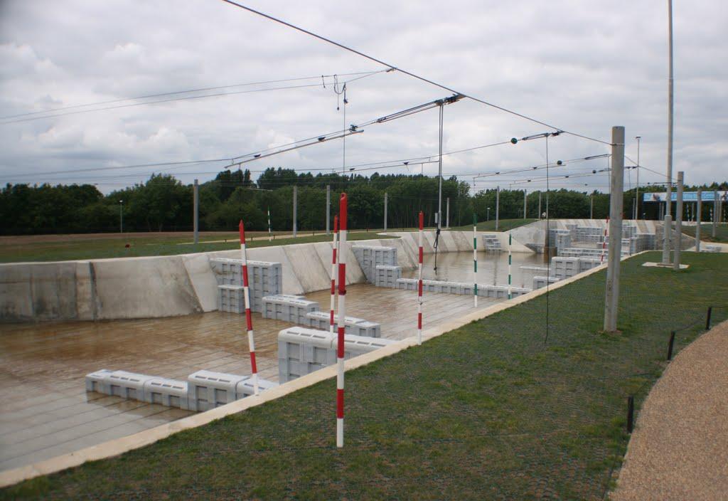 Blocks and dams, Чешант