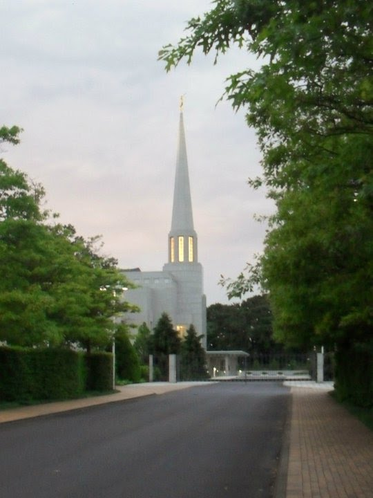 Preston LDS Temple, Chorley, Lancashire, England, Чорли