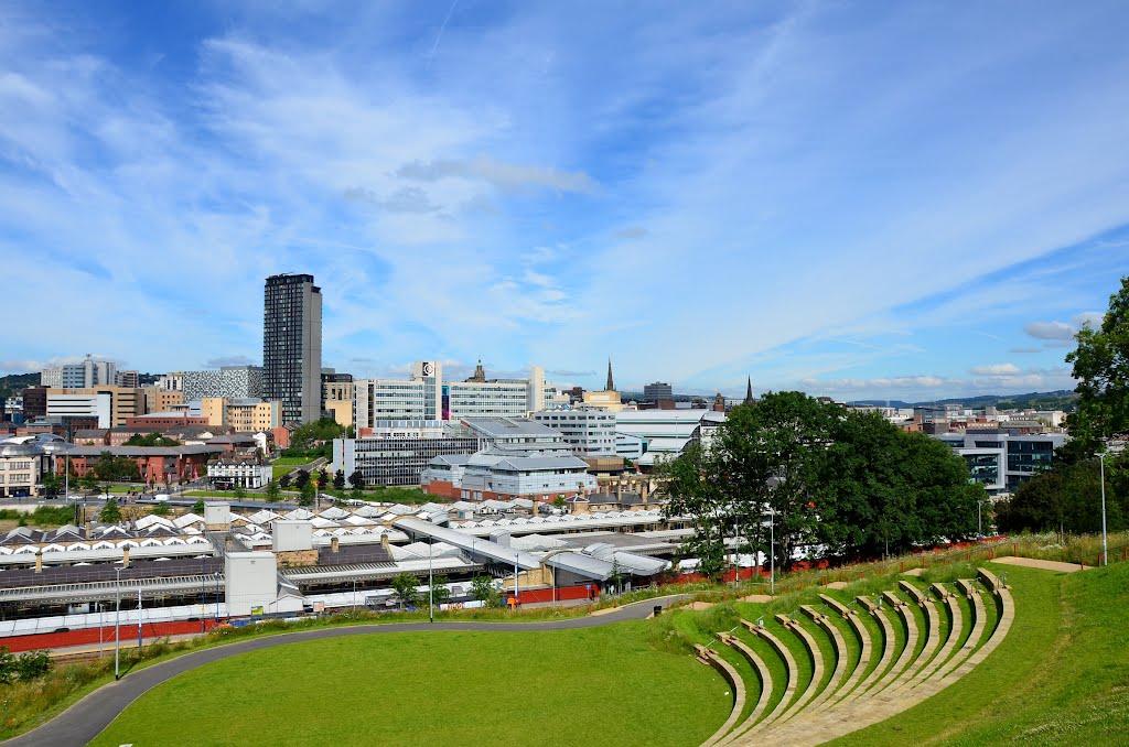 Sheffield, Шеффилд