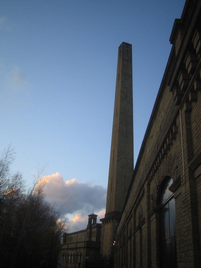 Salts Mill, Saltaire., Шипли