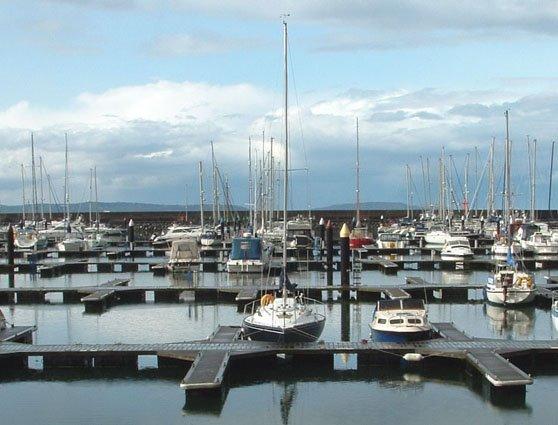Bangor Marina, Бангор