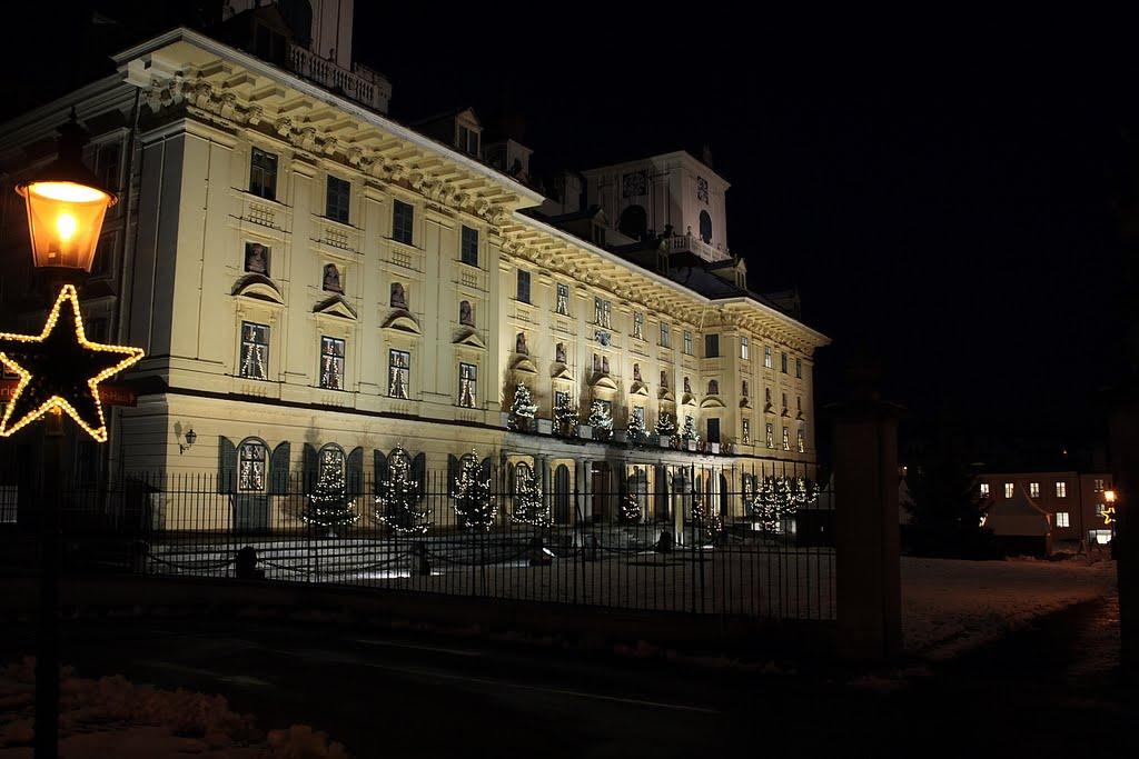 Schloss Esterhazy, Eisenstadt, Айзенштадт