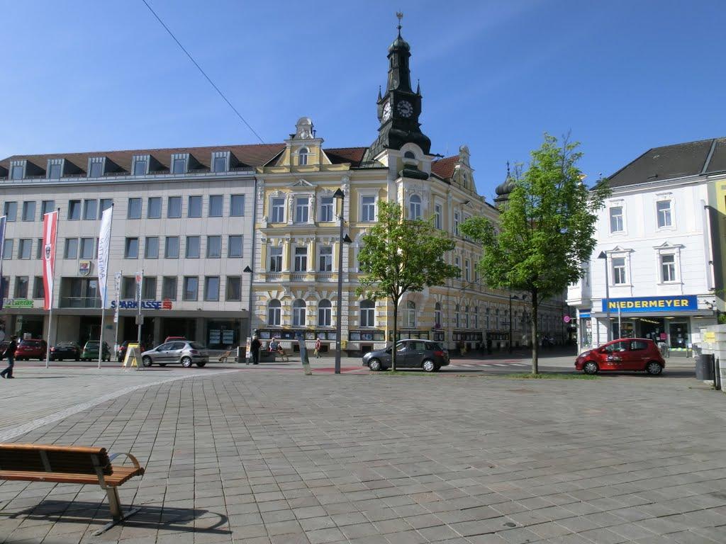 Rathaus Amstetten N.Ö., Амштеттен