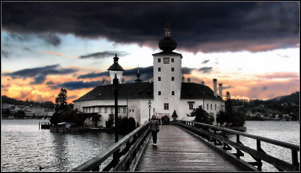 Gmunden - Seeschloss Ort - UNESCO World Heritage, Гмунден