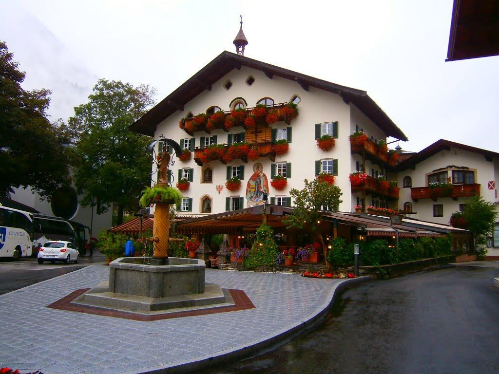 Mayrhofen, Майрхофен