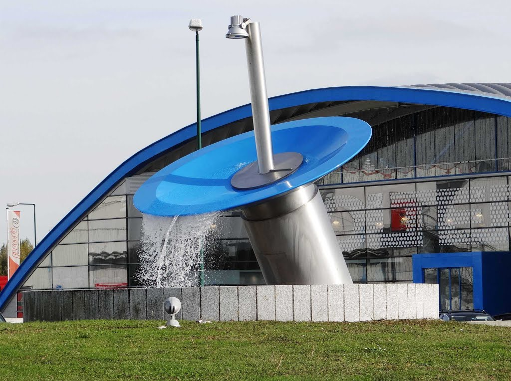Kreisverkehr Wels 2012, Велс