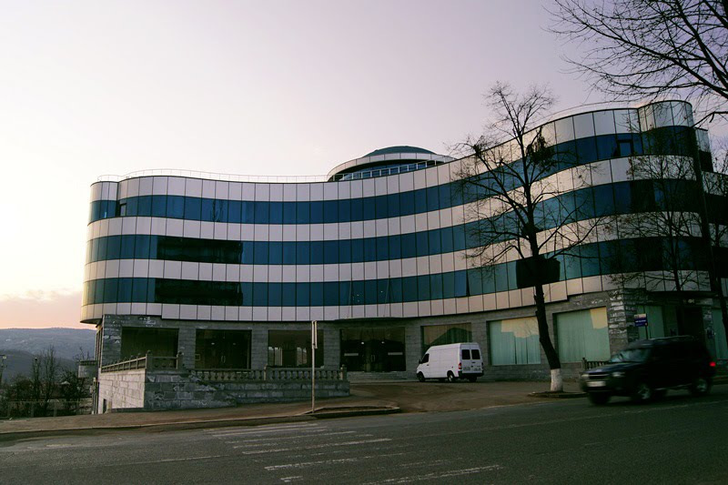 International Business Center, Степанокерт
