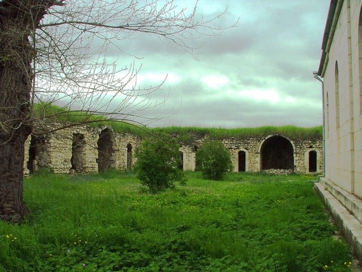 Amaras Monastery (5-th – 19-th century AD), an Armenian monastery, Martuni Region, Nagorno-Karabakh Republic – 1, Кировский