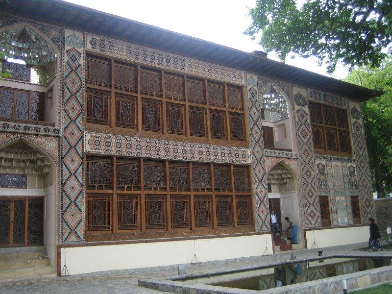 07.06.2008 Şəki Xan Sarayı, Мардакерт