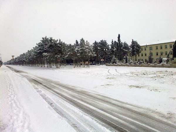 H.Əliyev pr., Нефтечала