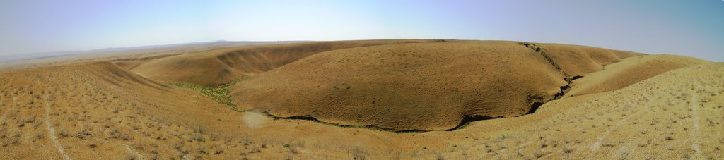Desert near Shirvan, Биласувар