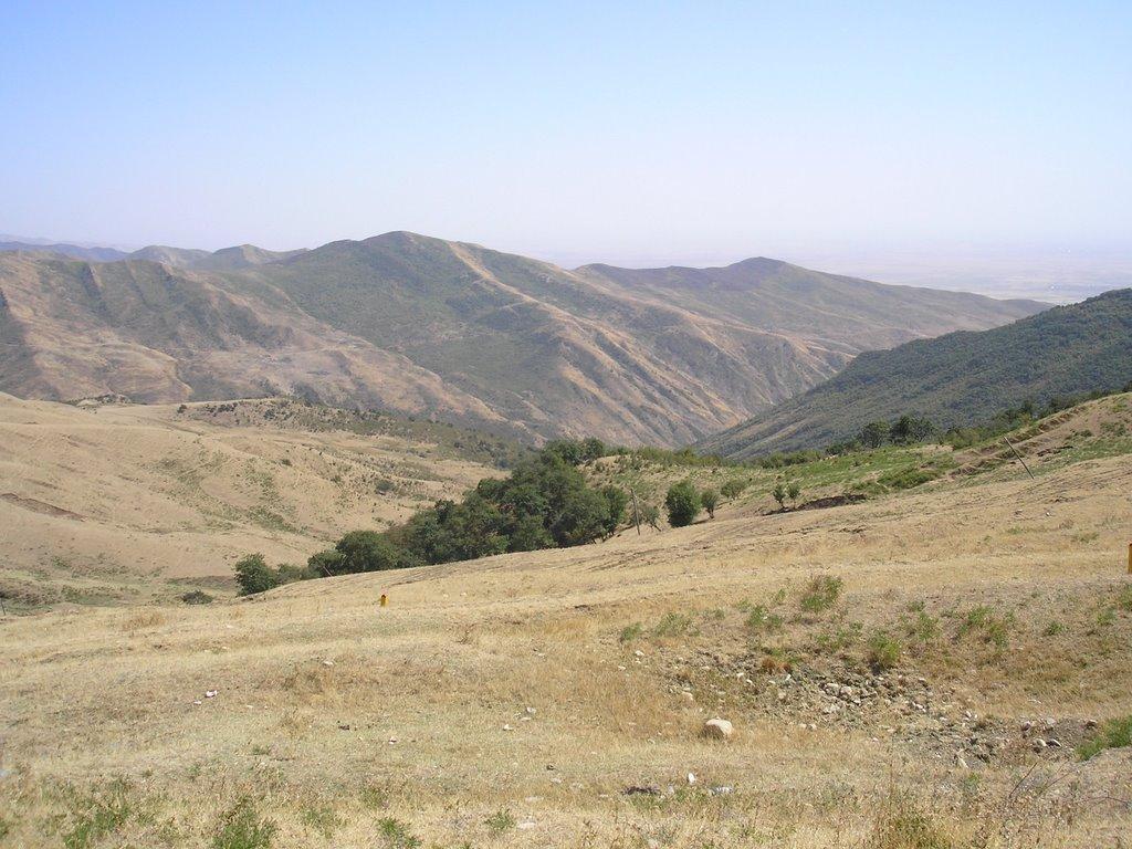 холмы, Биласувар