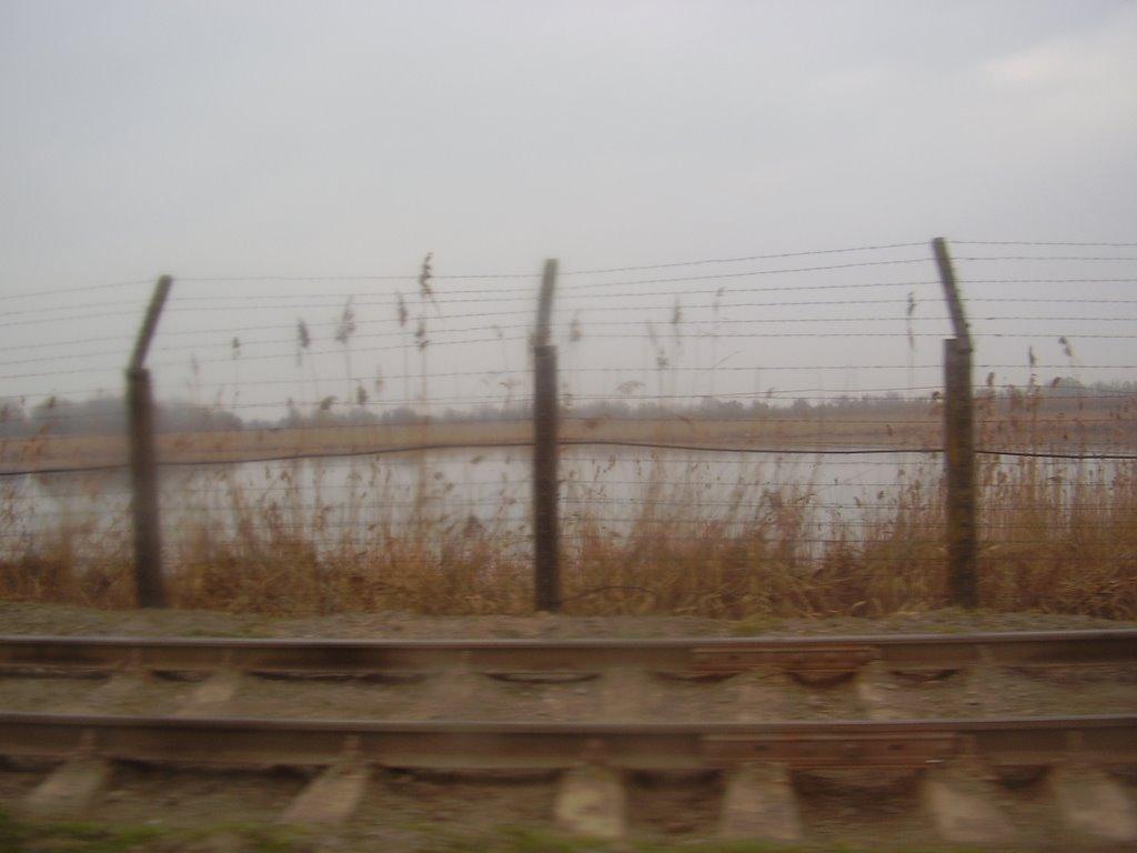 Azerbaijan-Iran state border, Биласувар