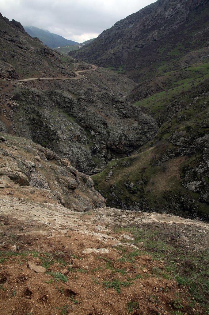 La piste vers la frontière iranienne, Биласувар