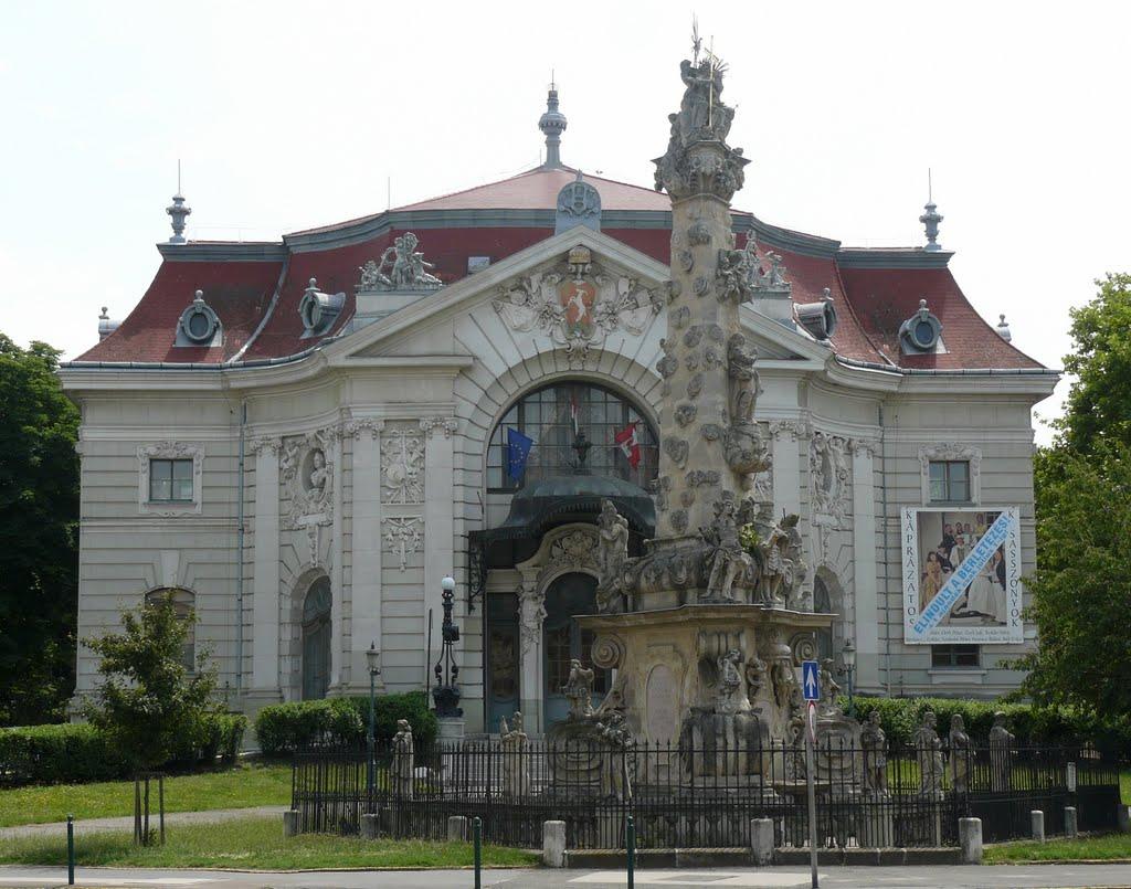 Katona József Színház, Kecskemét, Кечкемет