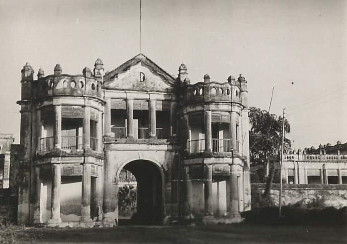 Bhinga Palace Gate, Кара-Кала