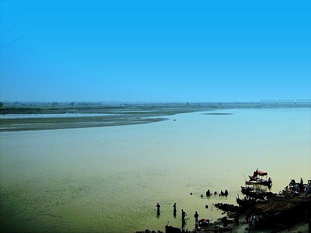 Saryu River, Ayodhya, Кара-Кала