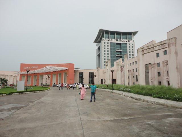 SAHARA Hospital Gomti Nagar Lucknow, Кара-Кала