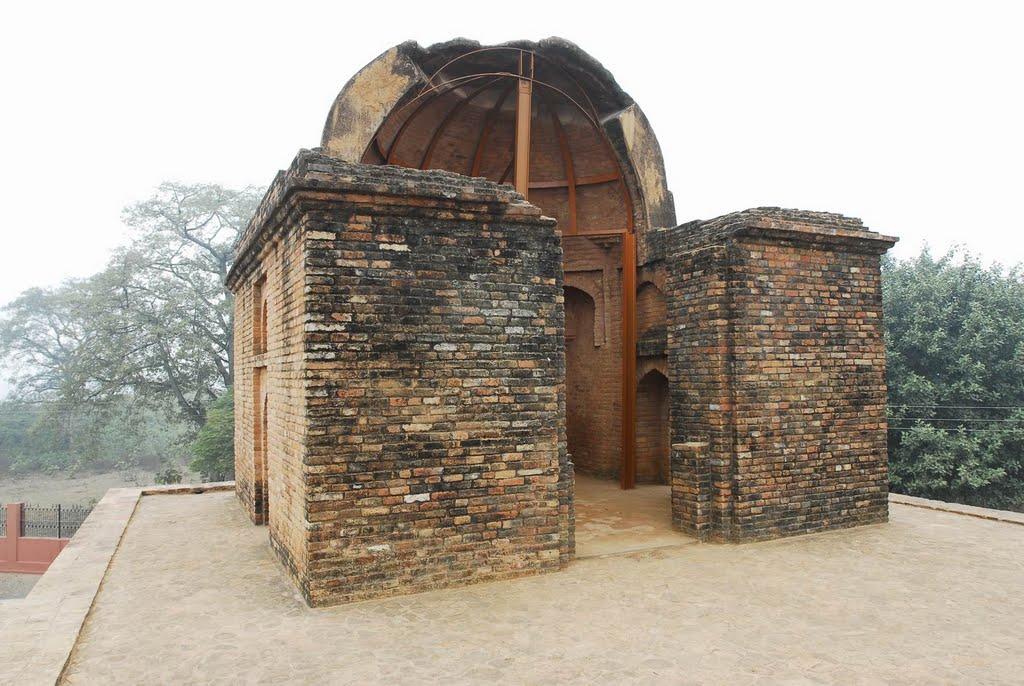 舍卫城 耆那教神庙 Jain temple, Sravasti, Кара-Кала