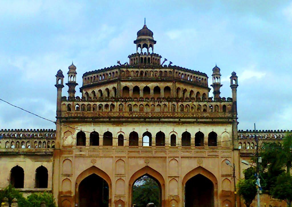 Rumi Darwaza Lucknow, Кара-Кала