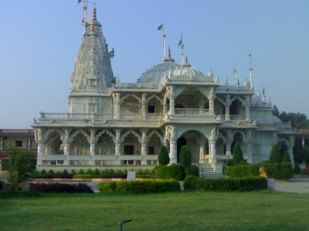 Swaminarayan Temple, Chhapaiya, Кара-Кала