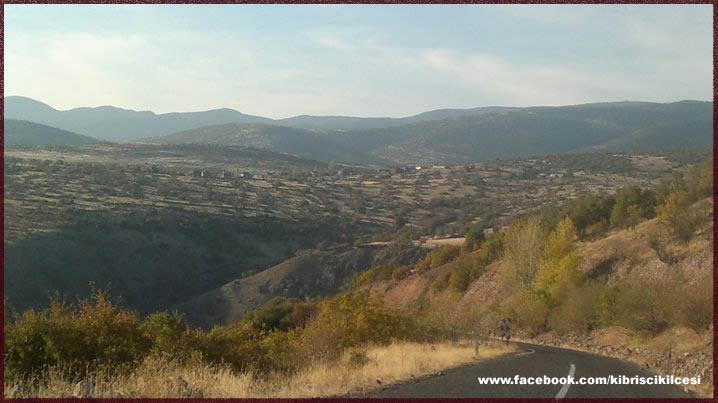 Kıbrıscık Beypazarı Yolu, Карагель