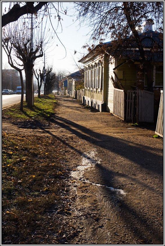 Улица Октябрьской Революции #3, Уфра