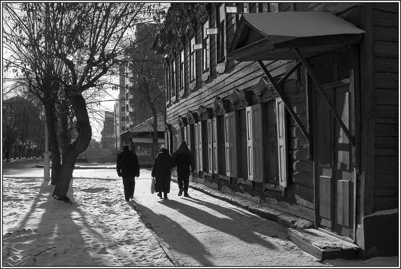 Старая улица, Уфра