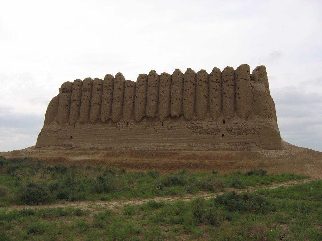 Mary - Burgen aus einer vergangenen Zeit [06 / 2008], Захмет