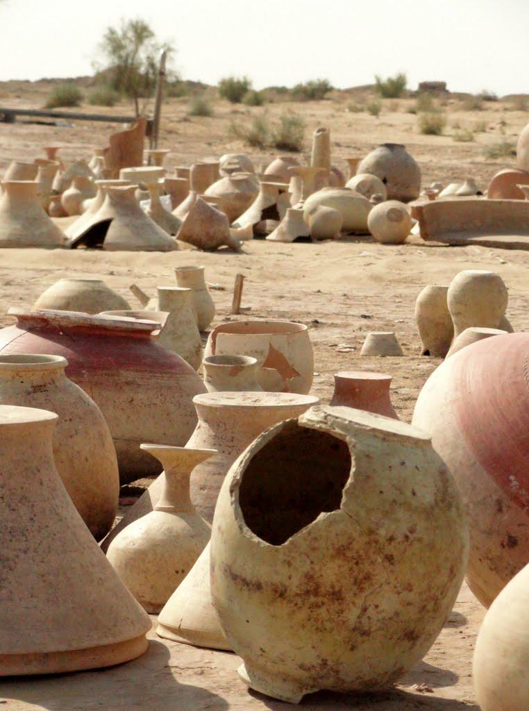 Pottery Fragments (Gonur Depe, Turkmenistan), Захмет