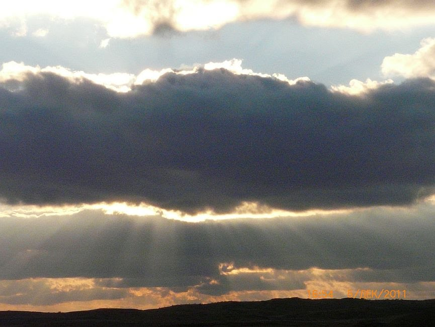 Закат солнца в пустыне, Захмет