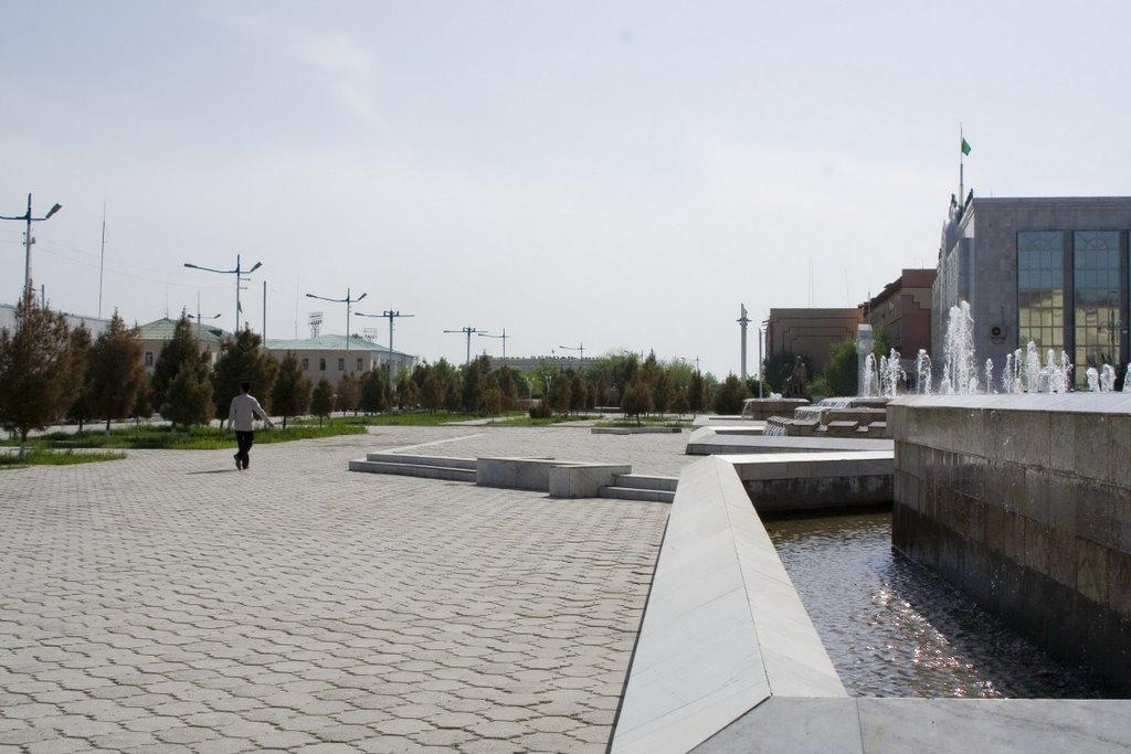 2008/04. ул. Интернациональная, Мары