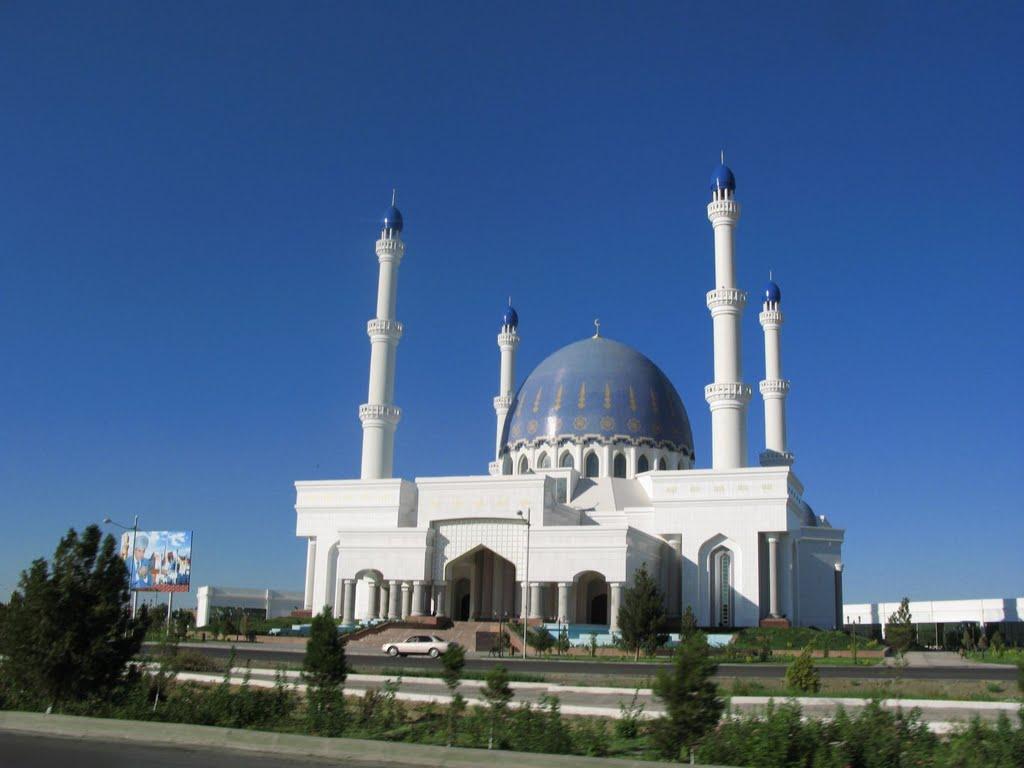 Mary, Mosque, Мары