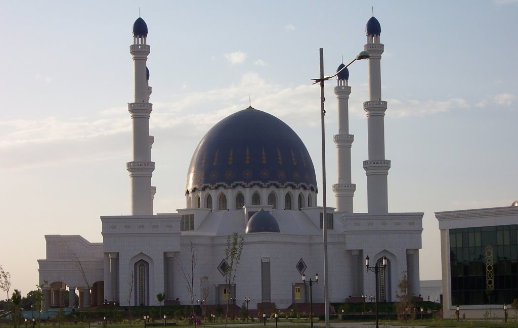 Mosque in Mary, Мары