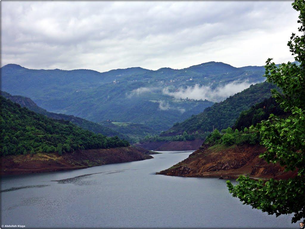 Yuvacık barajı  , Измит